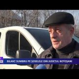 Bilanț sumbru pe șoselele din județul Botoșani