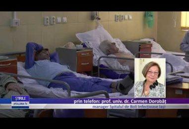 Coronavirusurile fac ravagi în China