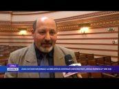 Ziua culturii nationale la Biblioteca Națională Universitară Mihai Eminescu