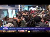 MĂSURI LUATE PE AEROPORTUL DIN IAȘI PENTRU PASAGERII CARE SE ÎNTORC DIN ITALIA