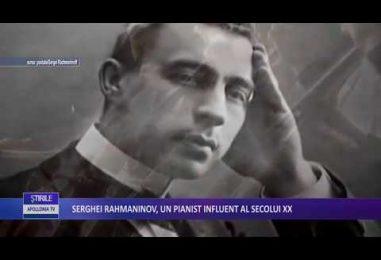 VIDEO: Serghei Rahmaninov, un pianist influent al secolului XX