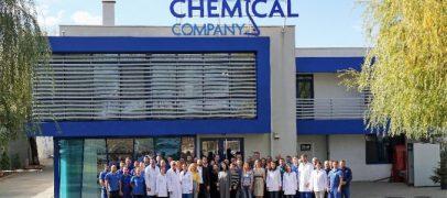VIDEO: O companie din Iași donează dezinfectanți – Chemical Company