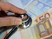 Cadrele medicale care lucrează cu pacienți cu coronavirus, remunerați cu 500 euro în plus