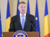 Klaus Iohannis pregătește un nou decret ce va fi emis marți