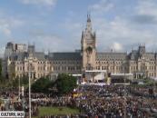 Un an de la vizita Papei la Iași