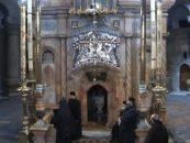 BISERICA SFÂNTULUI MORMÂNT DIN IERUSALIM S-A REDESCHIS