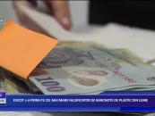 DIICOT l-a prins pe cel mai mare falsificator de bancnote de plastic din lume