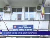3 cazuri noi de CoViD-19 la DGASPC Iași