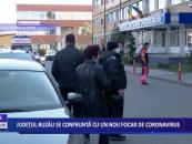 Județul Buzău se confruntă cu un nou focar de coronavirus