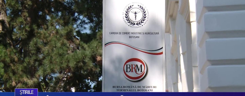 Întrevedere importantă la Camera de comerț Botoșani
