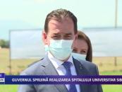 Guvernul sprijină realizarea Spitalului Universitar Sibiu
