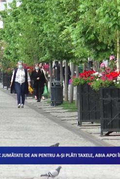 Românii muncesc jumătate de an pentru taxele la stat