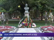 Ziua limbii române, marcată la Iași