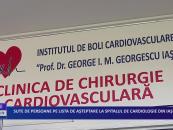 Sute de persoane pe lista de așteptare la Spitalul de cardiologie din Iași