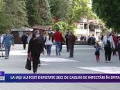 La Iași au fost depistate zeci de cazuri de infectări în spitale