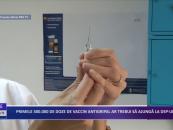 Primele 300.000 de doze de vaccin antigripal ar trebui să ajungă la DSP-uri