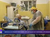 Serviciul de stomato din cadrul UPU Botoșani va fi disponibil și în weekend