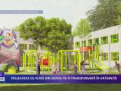 Policlinica cu Plată din Copou va fi transformată în grădiniță