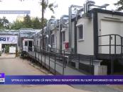 Spitalul Elias spune că infectările neraportate nu sunt informații de interes public