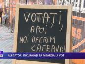Alegători încurajați să meargă la vot