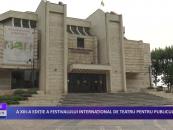 A XIII-a ediție a Festivalului internațional de teatru pentru publicul tânăr