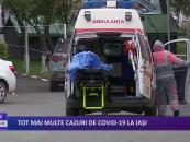Tot mai multe cazuri de CoViD-19 la Iași