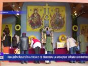 Reguli încălcate în a treia zi de pelerinaj la moaștele Sfântului Dimitrie cel Nou