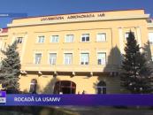 Rocada la USAMV Iași