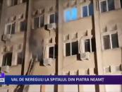Val de nereguli la Spitalul Județean din Piatra Neamț