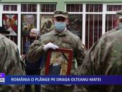 România o plânge pe Draga Olteanu Matei