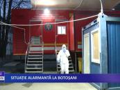 Situație alarmantă la Botoșani
