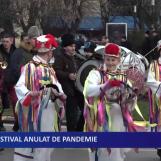 Festival anulat de pandemie