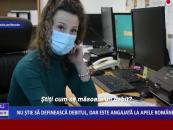 Nu știe să definească debitul, dar este angajată la Apele Române