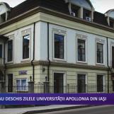 """S-au deschis Zilele Universității """"Apollonia"""" din Iași"""