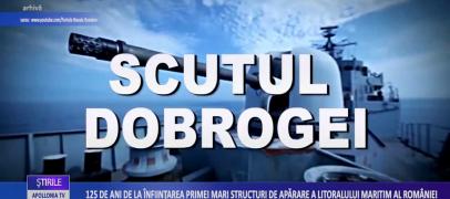 125 de ani de la înființarea primei mari structuri de apărare a litoralului maritim al României
