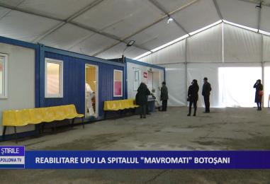 Reabilitare UPU Botoșani