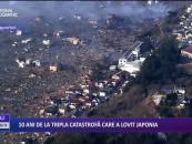 10 ani de la tripla catastrofă care a lovit Japonia