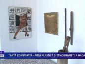 """""""Artă comparată – artă plastică și etnografie"""" la Bacău"""