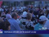 Festivalul SFR are loc în august la Iași