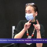 """Evaluarea Teatrului Municipal """"Bacovia"""", contestată de manager"""