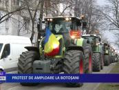 Protest de amploare la Botoșani