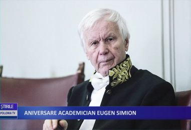 Aniversare academician Eugen Simion