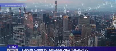 Senatul a adoptat implementarea rețelelor 5G