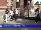 Campanii de vaccinare in scoli