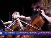 """Deschiderea stagiunii la Filarmonica """"Moldova"""" Iasi"""